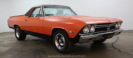 1968 Chevrolet El Camino for sale 100901030