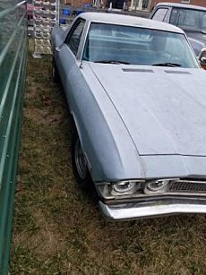 1968 Chevrolet El Camino for sale 100916947