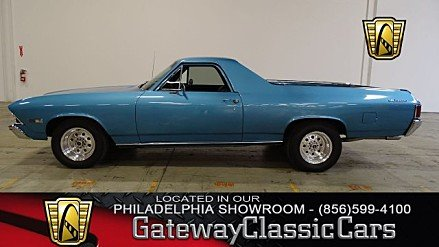 1968 Chevrolet El Camino for sale 100975227