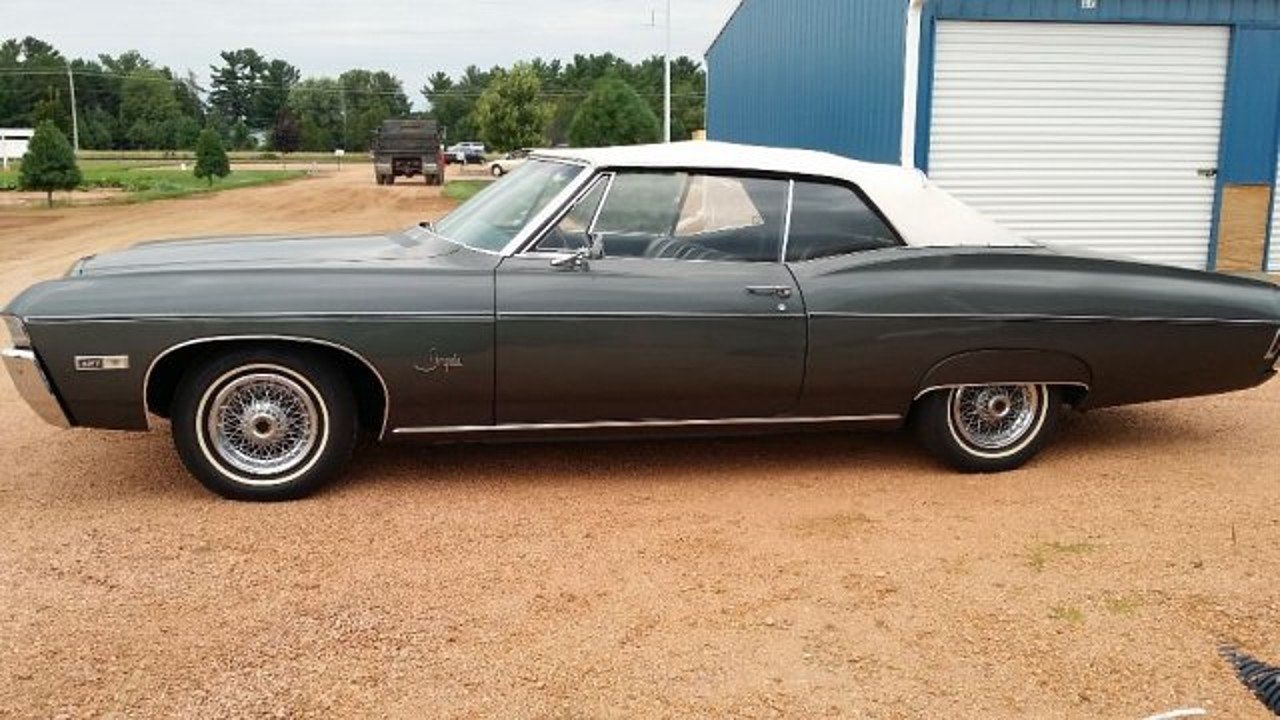 1968 Chevrolet Impala for sale 100831767