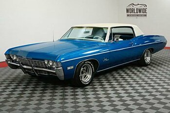 1968 Chevrolet Impala for sale 100947134