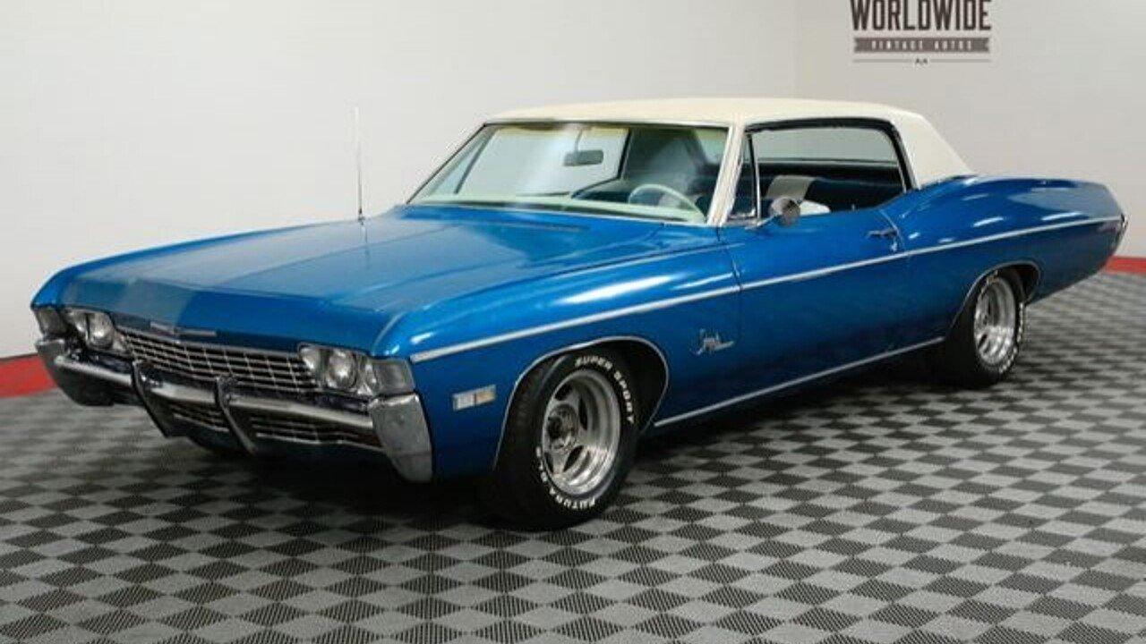 1968 Chevrolet Impala for sale near Denver, Colorado 80205 ...