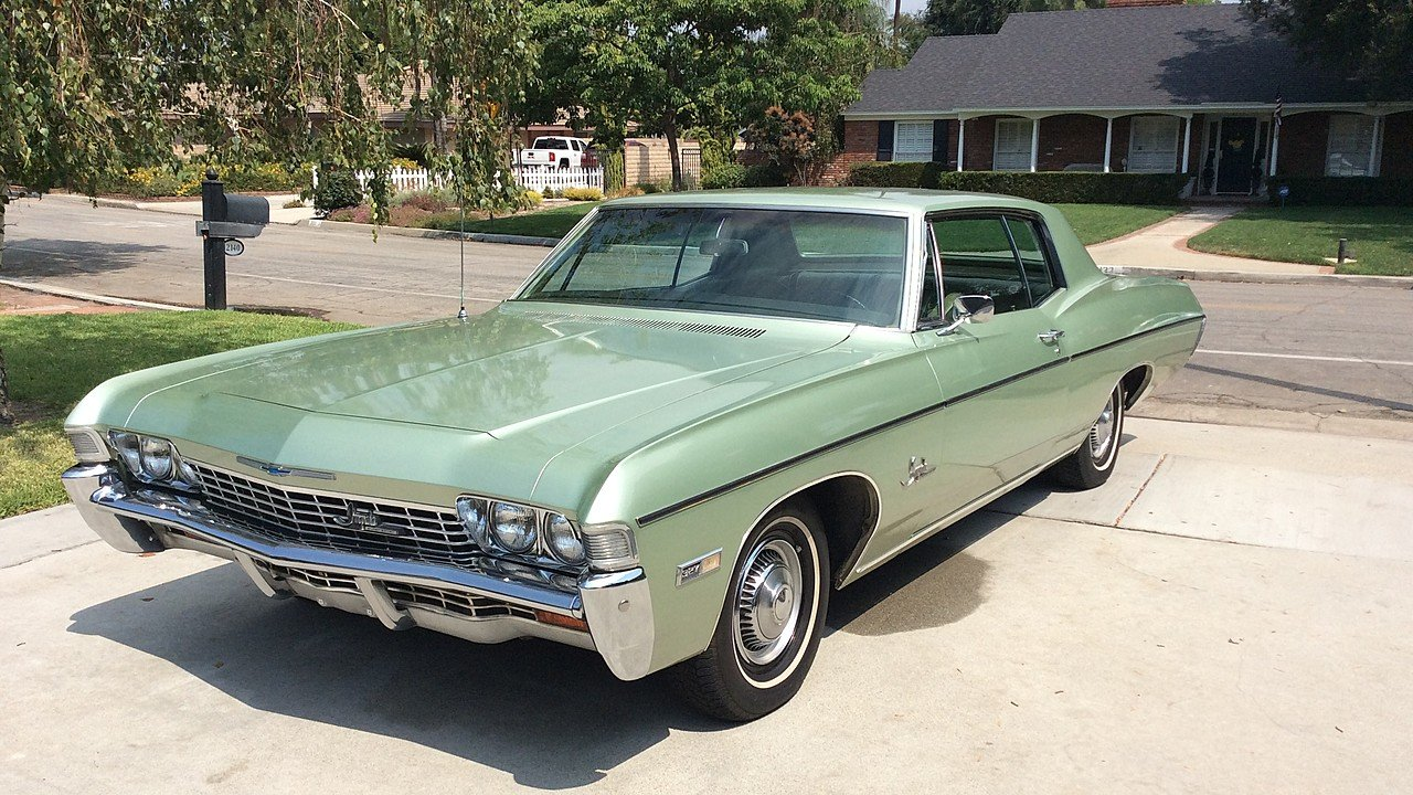 1968 Chevrolet Impala SS for sale 101002286