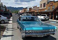 1968 Chevrolet Impala for sale 100845582