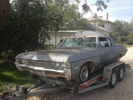 1968 Chevrolet Impala for sale 100875093