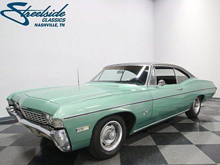 1968 Chevrolet Impala for sale 100947731