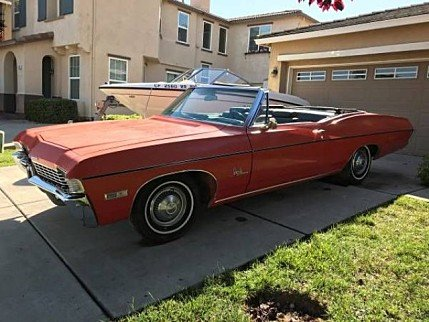 1968 Chevrolet Impala for sale 100988439