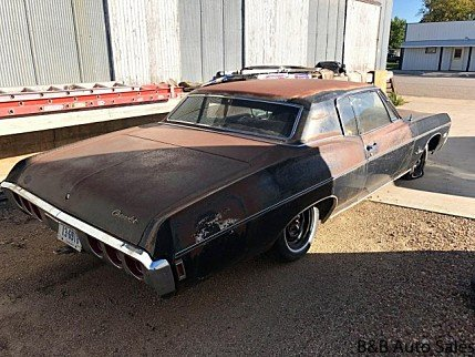 1968 Chevrolet Impala for sale 101001269