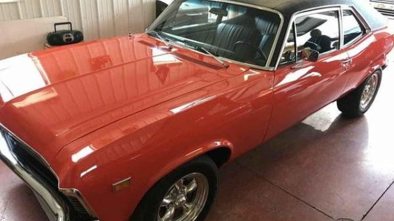 1968 Chevrolet Nova for sale 100889422