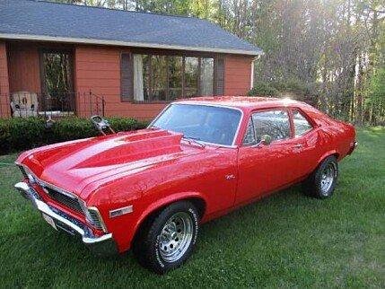 1968 Chevrolet Nova for sale 100892878