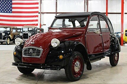 1968 Citroen 2CV for sale 100907612