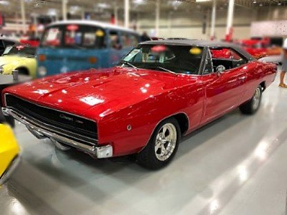 1968 Dodge Charger for sale 101009262