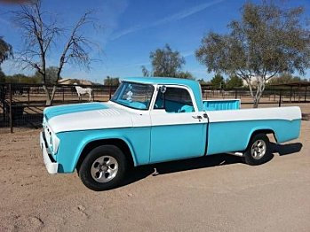 1968 Dodge D/W Truck for sale 100828985