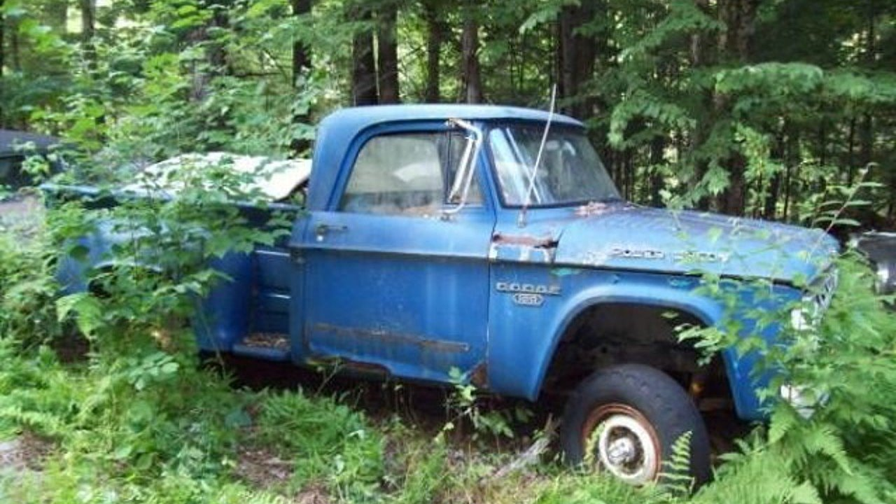 1968 Dodge Power Wagon for sale 100915494