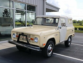 1968 Ford Bronco for sale 100778971