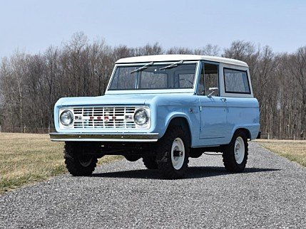 1968 Ford Bronco for sale 100995350