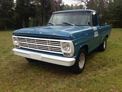 1968 Ford F100 for sale 100828426
