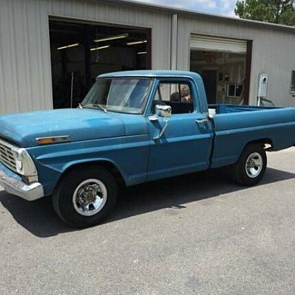 1968 Ford F100 for sale 100828502