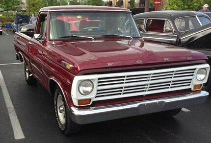 1968 Ford F100 for sale 100848331