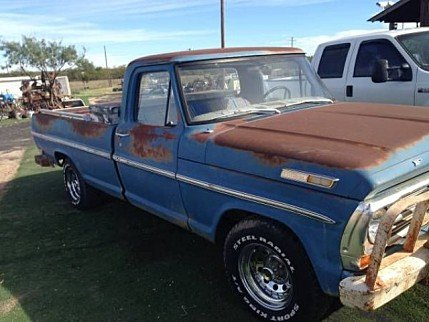 1968 Ford F100 for sale 100940527