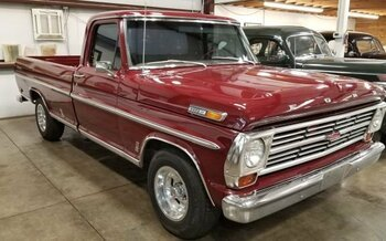 1968 Ford F100 for sale 100981379