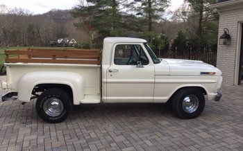 1968 Ford F100 2WD Regular Cab for sale 100990152