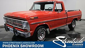 1968 Ford F100 for sale 100992447