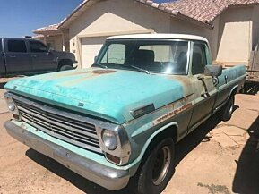 1968 Ford F100 for sale 101012527