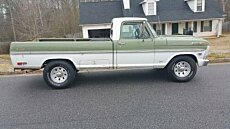 1968 Ford F250 for sale 100808986