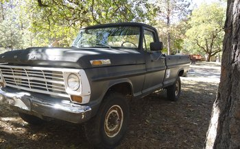 1968 Ford F250 4x4 Regular Cab for sale 100924177