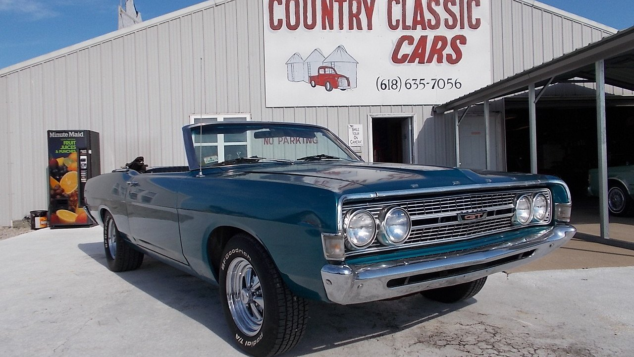 1968 Ford Fairlane for sale near Staunton, Illinois 62088 - Classics ...