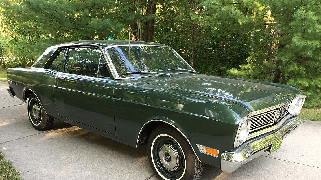 1968 Ford Falcon for sale 100994484
