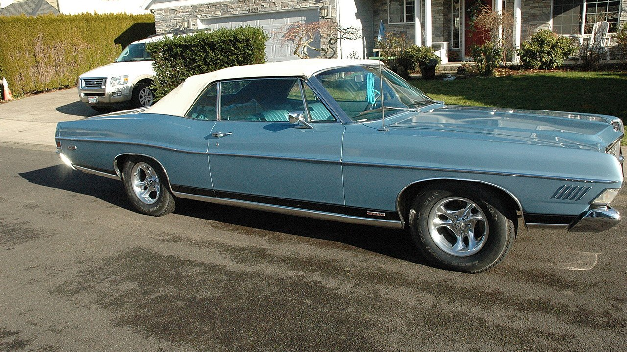1968 Ford Galaxie for sale near Keizer, Oregon 97303 - Classics on ...