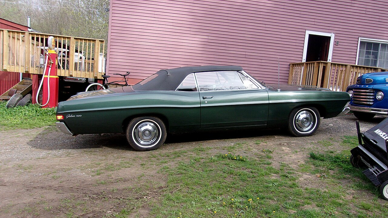 1968 Ford Galaxie for sale 100997714