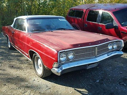 1968 Ford Galaxie for sale 101045526