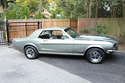 1968 Ford Mustang for sale 100781696