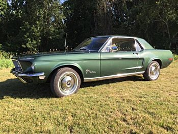 1968 Ford Mustang for sale 100794394