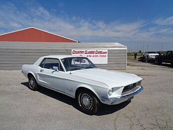 1968 Ford Mustang for sale 100905764