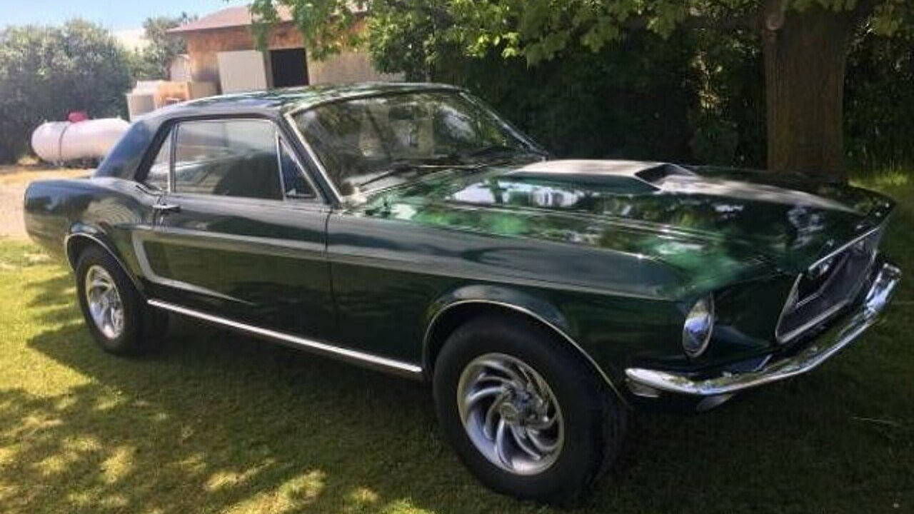 1968 Ford Mustang for sale 100907686