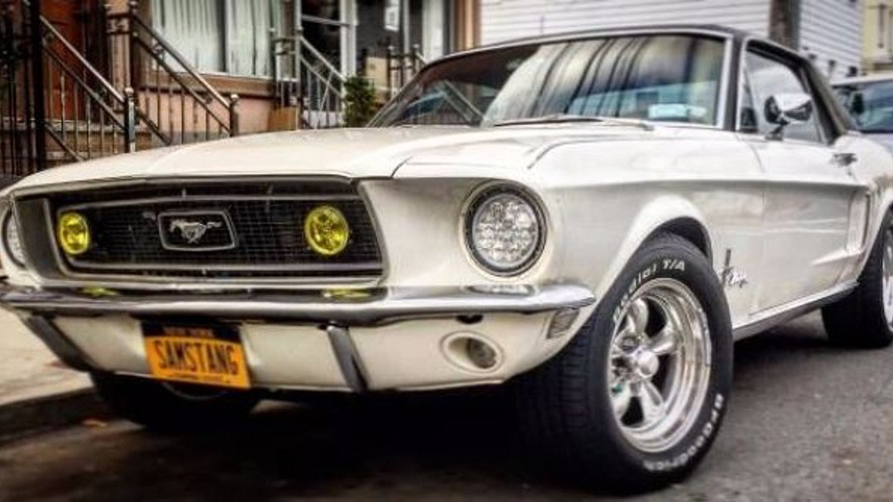 1968 Ford Mustang for sale 100931339