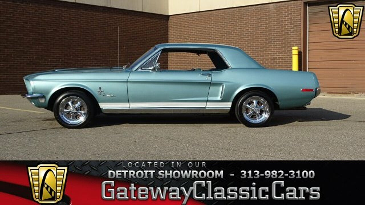 1968 Ford Mustang for sale 100949204