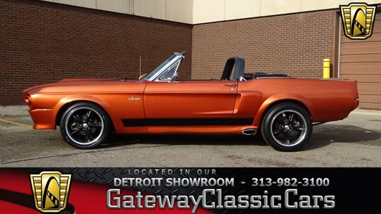 1968 Ford Mustang for sale 100963883