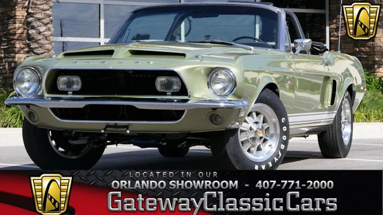 1968 Ford Mustang for sale 100983613
