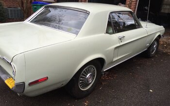 1968 Ford Mustang Coupe for sale 100989092