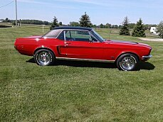 1968 Ford Mustang GT Coupe for sale 100990474