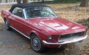 1968 Ford Mustang Convertible for sale 100997391