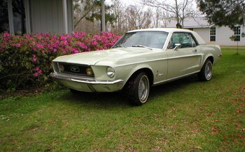 1968 Ford Mustang Coupe for sale 101001331