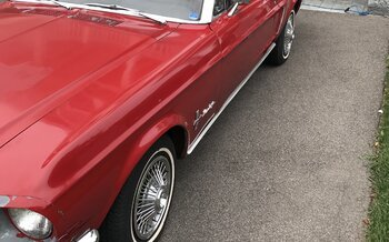 1968 Ford Mustang Convertible for sale 101057950