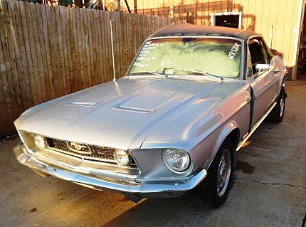 1968 Ford Mustang for sale 100291639