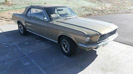 1968 Ford Mustang for sale 100845562